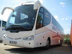 intercars Заказать билет на автобус Минск-Неаполь